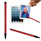 2 in 1 Touch Screen Pen Stylus Universal For iPhone iPad Samsung Tablet Phone PC