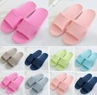 New Soft Summer Sports Beach Shower Sandals Home Bath Slippers Women Men Shoes