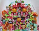 Littlest Pet Shop Lot 15 Pc Random House Mini Playset Dog or Cat and Accessories