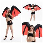 Inflatable Devil Wing Suit Cosplay Adult Blowup Halloween Costume Fancy Dress