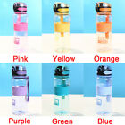Portable 450ML Water Bottle Hiking Cycling Water Drinking Heat-Resistant Cups