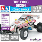 COMBO DEAL! 58354 TAMIYA THE FROG 1/10th R/C KIT RADIO CONTROL 1/10 BUGGY