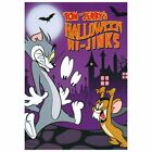 TOM AND JERRY: HALLOWEEN HI-JINKS NEW DVD FREE SHIPPING!!