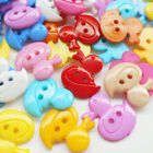 10/50/100/500pcs Plastic Duck Button Sewing Buttons Rhinestone Craft 20mm T0983