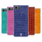 HEAD CASE DESIGNS CROCODILE SKIN PATTERN CASE FOR BLACKBERRY KEYONE / MERCURY