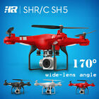 Quadcopter RC Drone With Sizeable Angle Len HD Camera WiFi FPV Live Helicopter Hover
