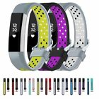 Replacement Soft Sport Band Silicone Wrist Strap For Fitbit Alta HR Armband US