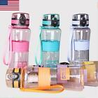 Portable Water Bottle Hiking Cycling Sports Water Drinking Bottle Cup BPA Free