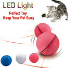 2017 LED Laser Red Light Electronic Rolling Ball Perfect Toy Keep Your Pet Busy