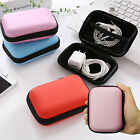 EVA Earphone Bag Case Container Cable Earbuds Storage Box Pouch Bag Holder Cute