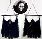 Creepy Haunted Halloween Ghost Hanging Decor House Garden Home Decoration Props