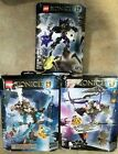 LEGO Bionicle Building Kit, Choose from 3 Different Kits  - New / Sealed