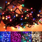 40LED 5M String Fairy Lights Christmas Snow Garden Party Xmas Tree Decor Lamp