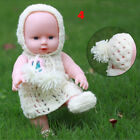 30cm Reborn Baby Doll Soft Silicone Lifelike Alive Babies for Chirstmas Gift