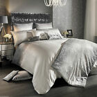 Glitter Fade Silver  Bedding by Kylie Minogue At Home
