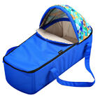 Newest Baby Moses Basket Comfortable Nursery Bassinet Movable Newborn Crib Bed