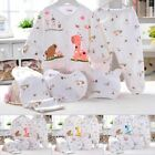 5pc-cotton-newborn-baby-clothes-sets-0-3-month-boys-girls-sleepwear-pants-new-us
