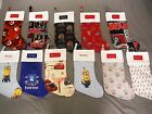 Personalised Novelty christmas stockings - Emroidered- Homemade- Lined