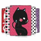 HEAD CASE DESIGNS CATS AND DOTS SOFT GEL CASE FOR APPLE SAMSUNG TABLETS