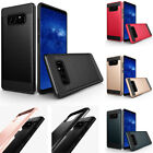 For Samsung Galaxy Note 8 Slim Thin Fit Case Brushed Armor Impact Shock Proof