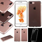 For Apple iPhone 8 & 8 PLUS TPU CANDY Gel Flexi Skin Case Phone Cover Accessory