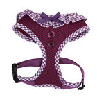 Puppia - Dog Puppy Mesh Harness - Vivien - Purple - XS, S, M, L