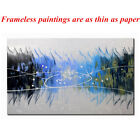 Abstract Modern Canvas Print Art Oil Painting Wall Picture Home Decor Framed