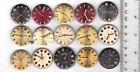 Lot 15 MEN WATCHES WOSTOK with DIALS Vintage Movements Steampunk Art parts