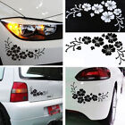 Fashion Engraving Flower Auto Car Window Body Sticker Decal Decor Protector