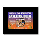 SUPER FURRY ANIMALS - Under the Influence Mini Poster