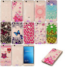 Transparent Protective Shell Skin Case For Huawei P8 Lite /P9 Lite /P10/P10 Lite