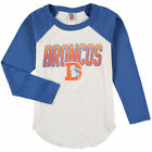 Denver Broncos Junk Food 17 Youth Raglan T-Shirt