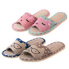 Latest Couples Slippers Cute Cartoon Unisex Home Shoes Anti-Slip Lovers Slipper
