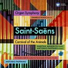 Antonio Pappano - Saint-Saens: Symphonie Avec Orgue, Le Carnaval Des An (NEW CD)