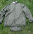 BRITISH ARMY REVERSIBLE THERMAL SOFTIE JACKET Size Large Brand New