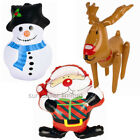 Inflatable Large Santa Reindeer Snowman Christmas Decorations Hanging Figure