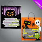 Greedy Guts Trick or Treat Bags - Halloween Sweets Candy Bag Gift Party Treat