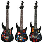 Marvel 3/4 Rockmaster Electric Guitar - Spiderman, Captain America or Thor