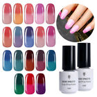 5ml Temperature Color Changing Thermal Soak Off Nail UV Gel Polish Born Pretty