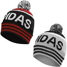 Adidas Pom Beanie - Stocking Hat - Multiple Colors - New - One Size Fits All