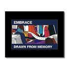EMBRACE - Drawn From Memory Mini Poster - 13.5x21cm