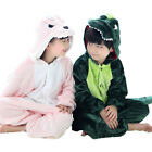 Kigurumi Pajamas For Kids Sleepwear Cosplay Costume Cloth Party Gift