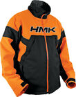 HMK Superior TR Snow Jacket Black/Orange XS-3XL