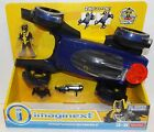 New! Fischer Price : DC Super Friends Imaginext Transforming Batmobile {3249}
