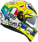 AGV Adult Motorcycle K3 SV Full Face Groovy Helmet Size XS-2XL