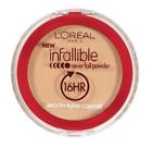 L'Oreal Infallible Never Fail 16Hr Face Compact Makeup Powder