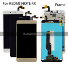 Xiaomi Redmi Note 4X /4 Global LCD Display Assembly Touch Digitizer Screen Frame