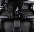 For Audi Q5 2013-2017 leather Car Floor Mats Waterproof Mat