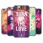 HEAD CASE DESIGNS EDM LOVE HARD BACK CASE FOR APPLE iPHONE PHONES