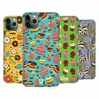 HEAD CASE DESIGNS SWEETS PATTERN HARD BACK CASE FOR APPLE iPHONE PHONES